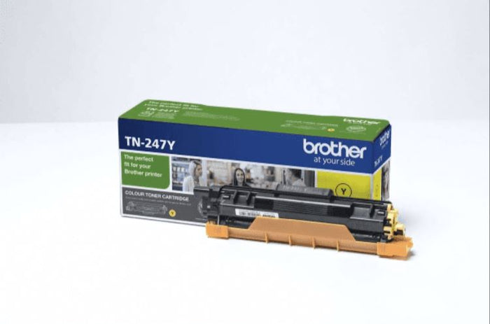 Brother TN-247Y High Capacity Yellow Toner