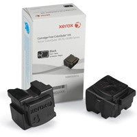 Xerox 108R00934 Black Ink Stick Cartridge - ColorQube 8570 - Pack of 2