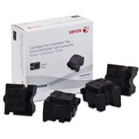 Xerox Colorqube 8700 Black Ink Stick Pk4