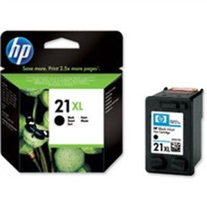 HP 21XL Black Ink H/Y Cartridge C9351CE