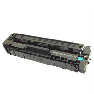 Compatible HP CF401A Cyan Toner Cartridge 201A - HP M252 / M277