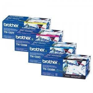 Brother TN-130 B/C/M/Y Value Set TN130