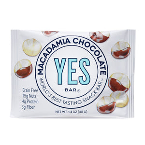 Macadamia Cherry Chocolate