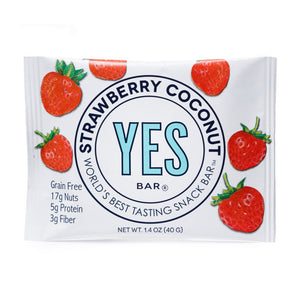 Strawberry Coconut (6 Bars)