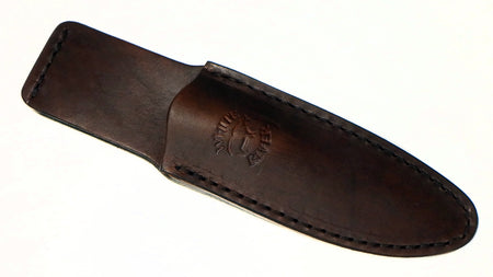 Caper / Backpacker Leather Sheath - (sheath only)