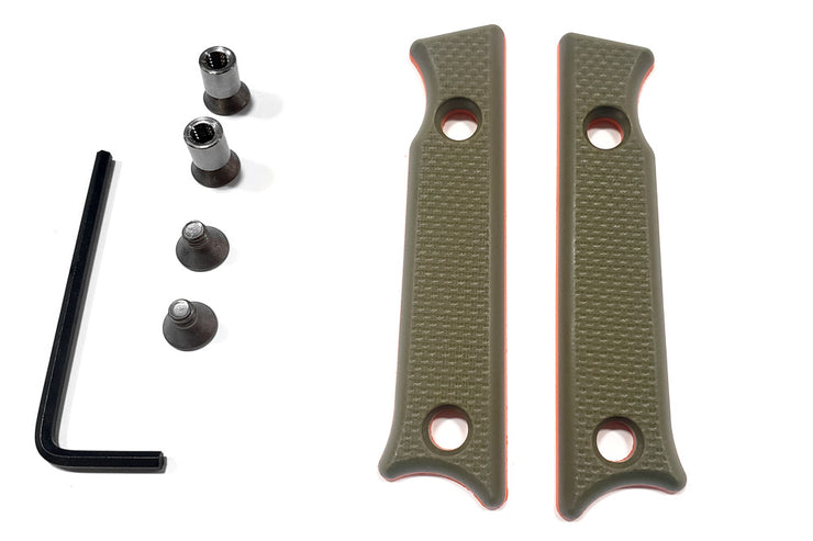 FC3.5 Bolt-On Handle Kit - Textured G10