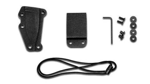 Backpacker / Caper Sheath - Black (sheath only)