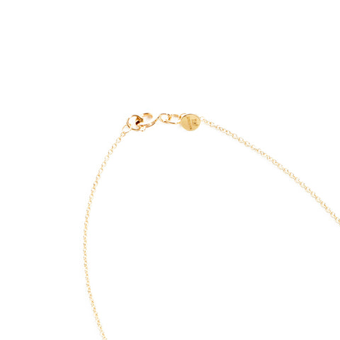 Fine 18ct Gold Drop Necklace