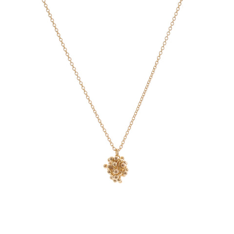 Fine 18ct Gold Pendant Necklace