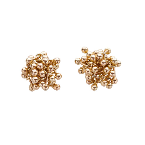 9ct Gold Stud Earrings