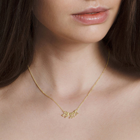 Fine 18ct Gold Chain Necklace