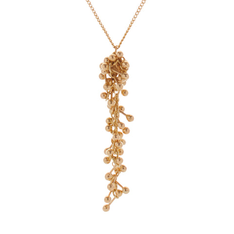 9ct Gold Drop Necklace