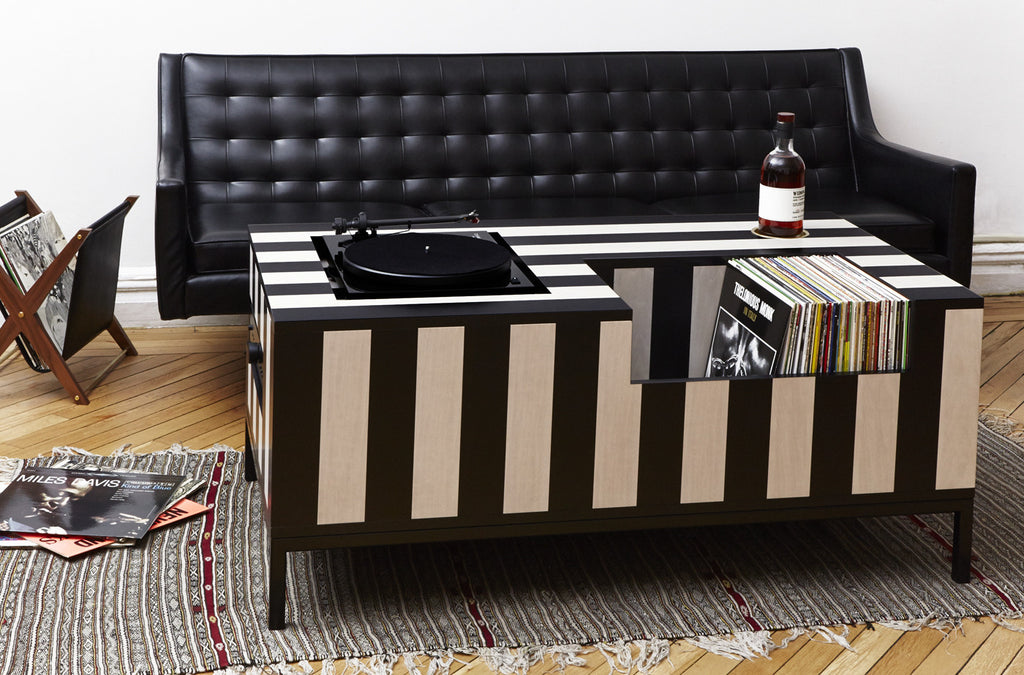 Kick Back Cocktail Table