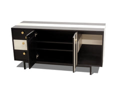 Atocha Design No Wave Credenza adjustable shelves