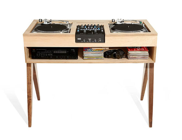 the dj stand atocha design. Black Bedroom Furniture Sets. Home Design Ideas
