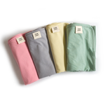 Our Joey Organic Cotton Swaddle Blanket