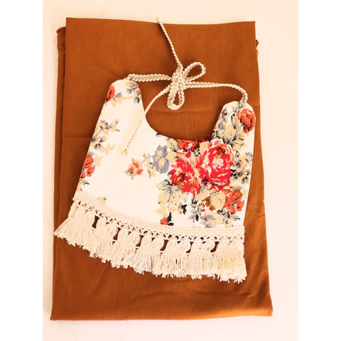 Poppie Heirloom Bib