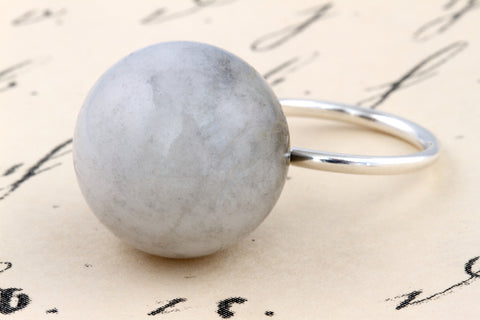 Saskia Diez Natural Stone Ring
