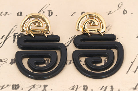 1950's Bakelite Earrings