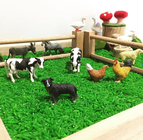 CollectA Farm Animals Tube - Pretend Animals