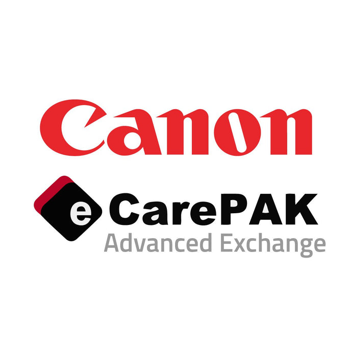 eCarePAK Advanced Exchange Program for Canon DR-F120