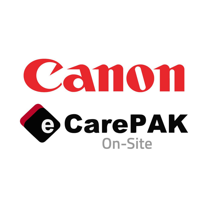 eCarePAK On-Site Service Program for Canon DR-G1100