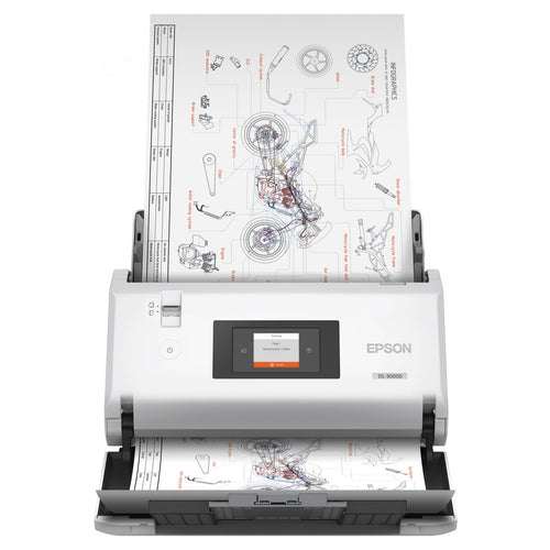 Epson DS-30000 (New Model) Large-Format Scanner