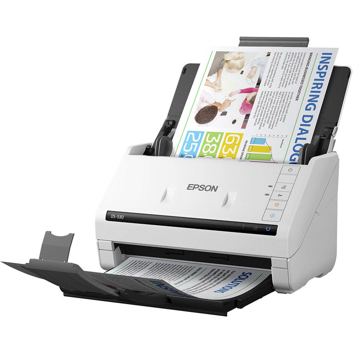 Epson WorkForce DS-530 Document Scanner