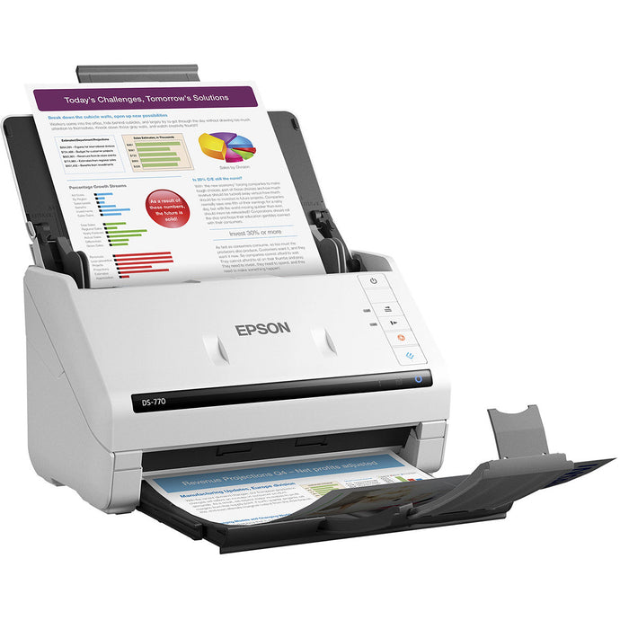 Epson WorkForce DS-770 Document Scanner