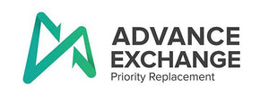 Advance Exchange - Next-business-day delivery of a replacement scanner