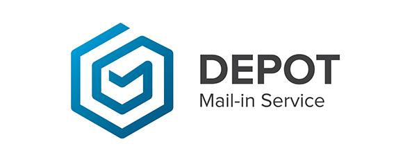 Fujitsu Depot Badge - Mail-in Repair Service