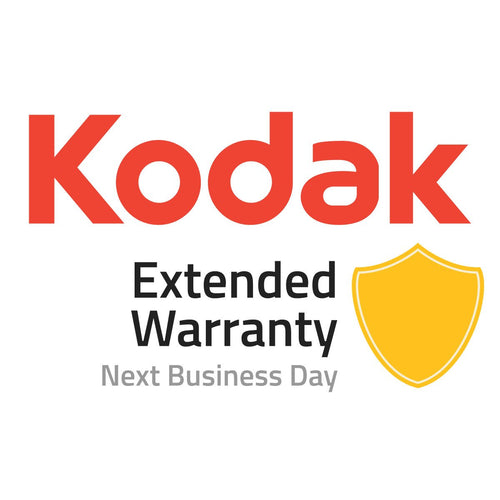 5 Year Extended Warranty - Next Business Day - Advanced Replacement Plan for Kodak Alaris S2060W/S2080W