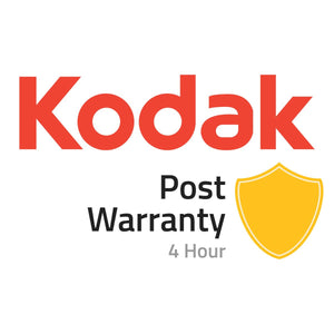 Kodak Post Warranty