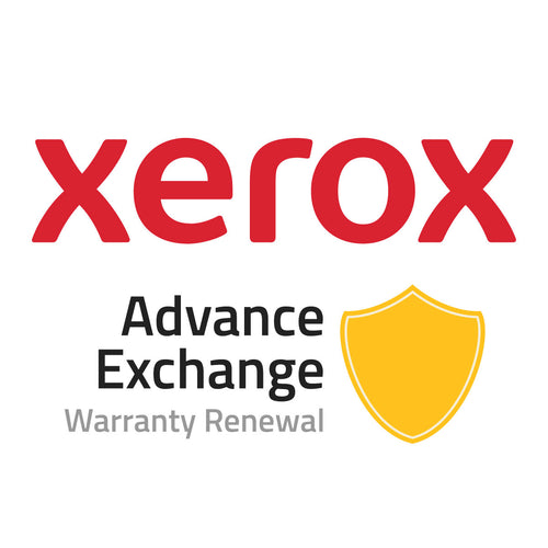 1 Year Advance Exchange Renewal - Xerox Duplex Portable