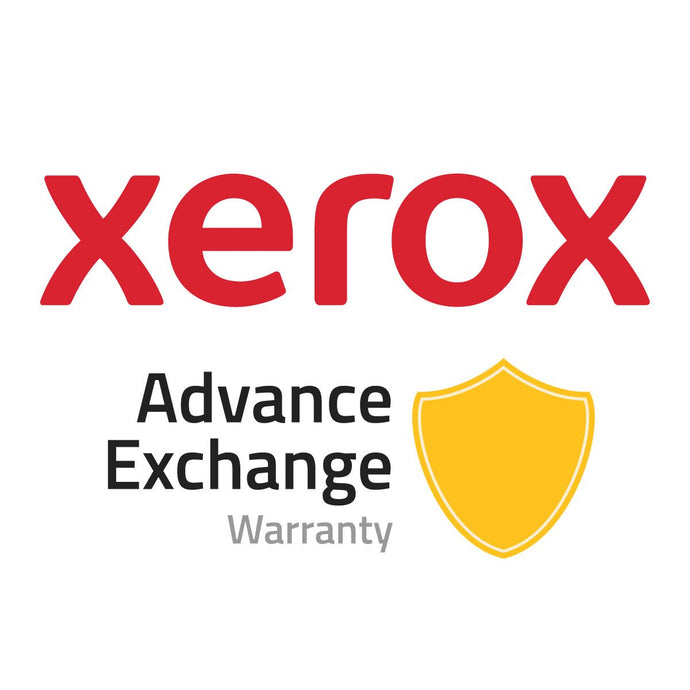 Xerox Advance Exchange Warranty