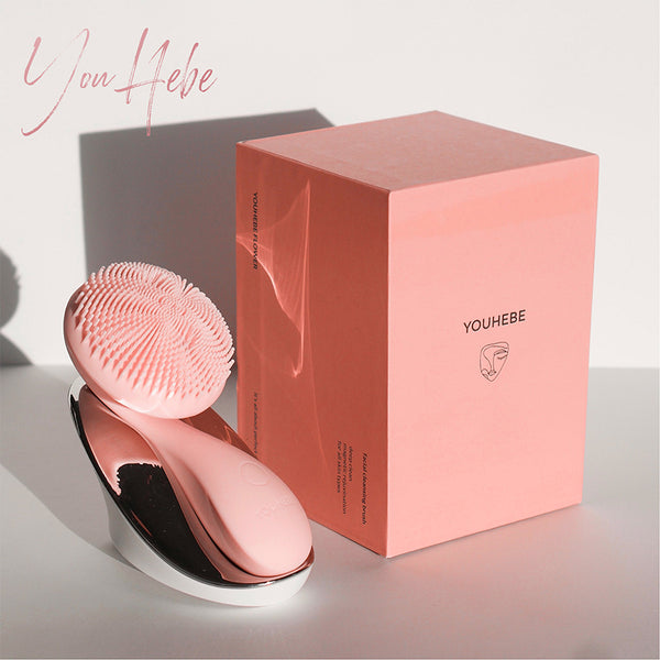 HebeFlower™: 3 in 1 cleansing & youthifying brush