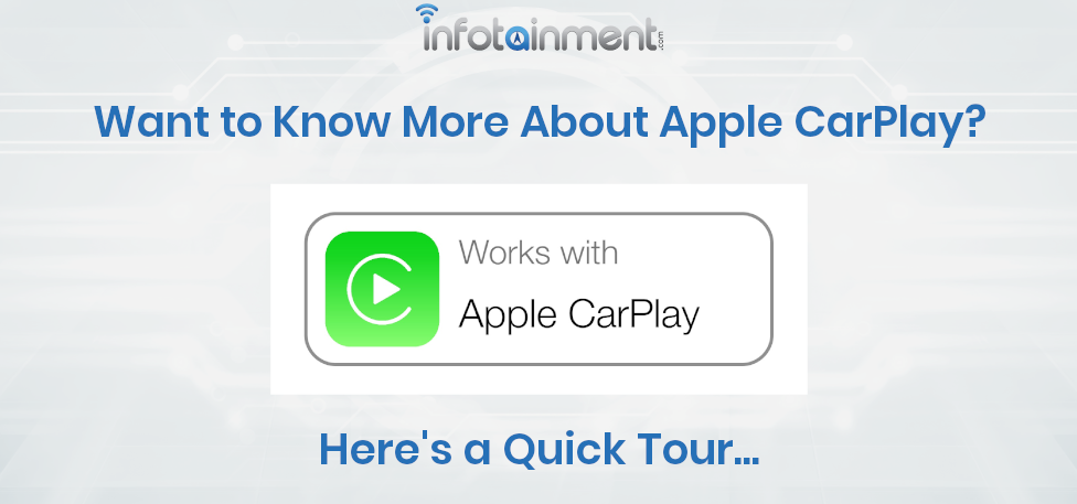 AppleCarPlay, A Quick Video Tour