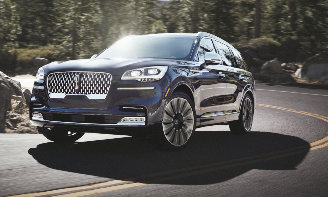 2020 Lincoln Aviator Introduces Adaptive Suspension with Road Preview Assisted Driving Technology