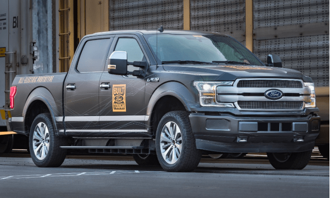 Not Excited About an Electric Ford F-150