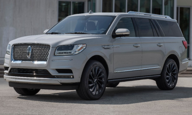 2020 Lincoln Navigator Focuses on Technology Upgrades