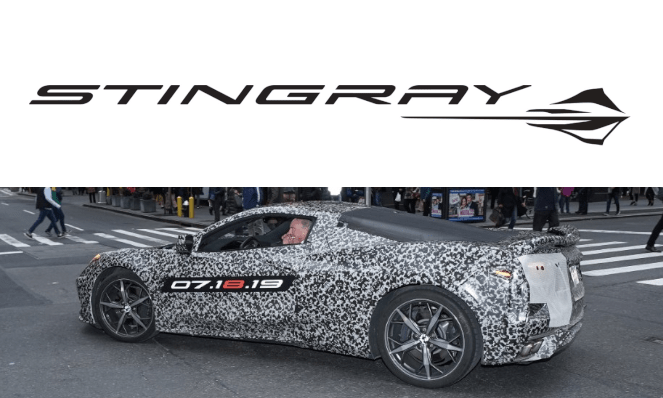 2020 Chevorlet Corvette Stingray Revealed