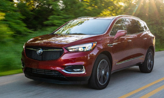 2020 Buick Enclave Seeks to Pamper Drivers and Passengers
