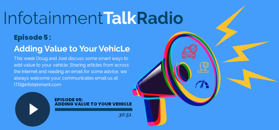 ITR Podcast Episode 5: Adding Value to Your Vehicle