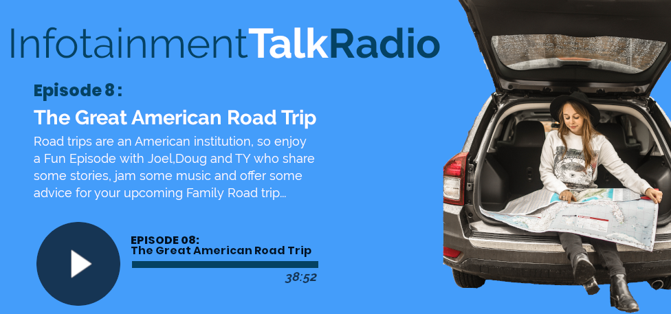ITR Podcast Episode 8: The Great American Road Trip
