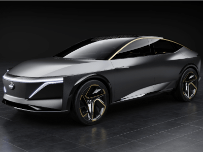 Nissan IM Debuts Sports Sedan of the Future
