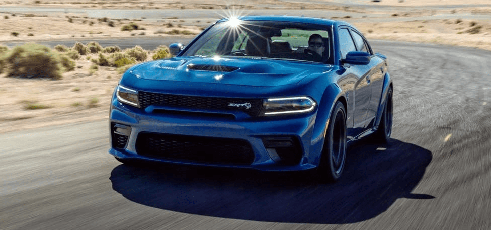 2020 Charger SRT Hellcat Widebody
