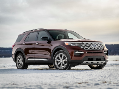 2020 Ford Explorer Preview
