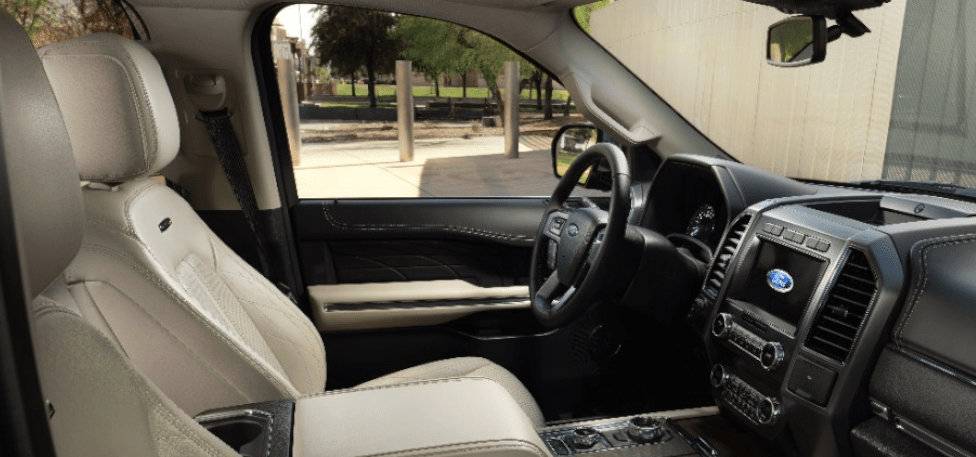 2020 Ford Expedition Limited Edition Interior