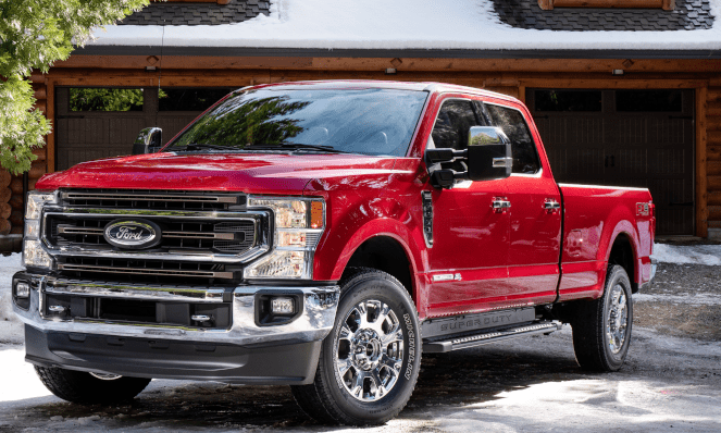 2020 Ford Super Duty King Ranch