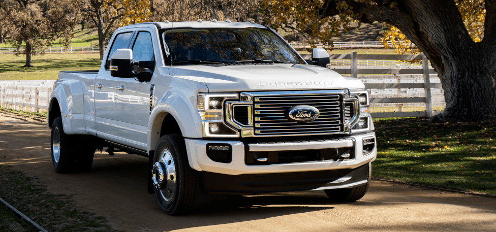 2020 Ford Super Duty 450